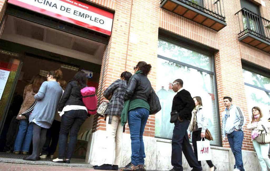 Werkloosheid in augustus met 54.371 personen gestegen in Spanje