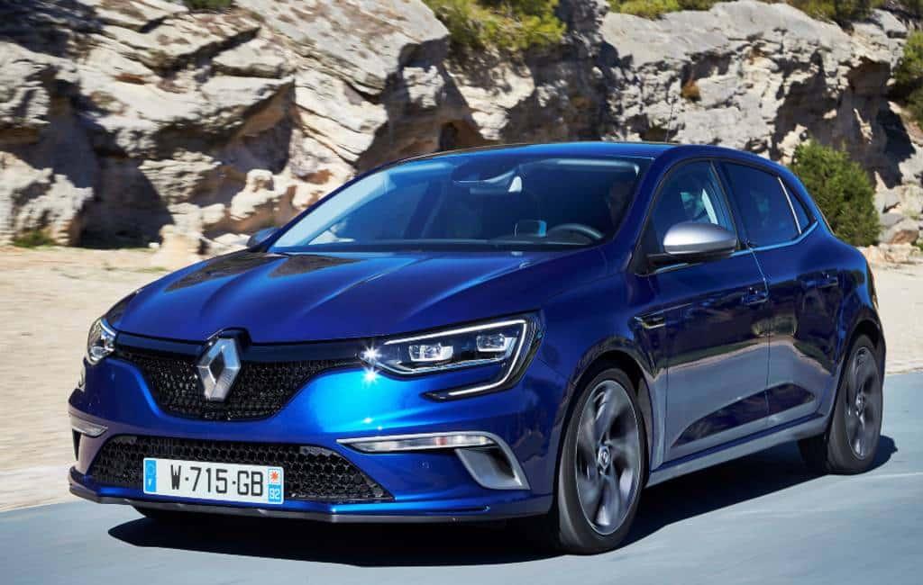 Top 10 bekende personenwagens die in Spanje gemaakt worden