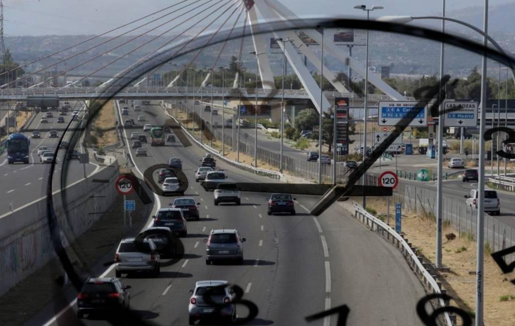 Dinsdagochtend 29 oktober het gevaarlijkst op de Spaanse wegen