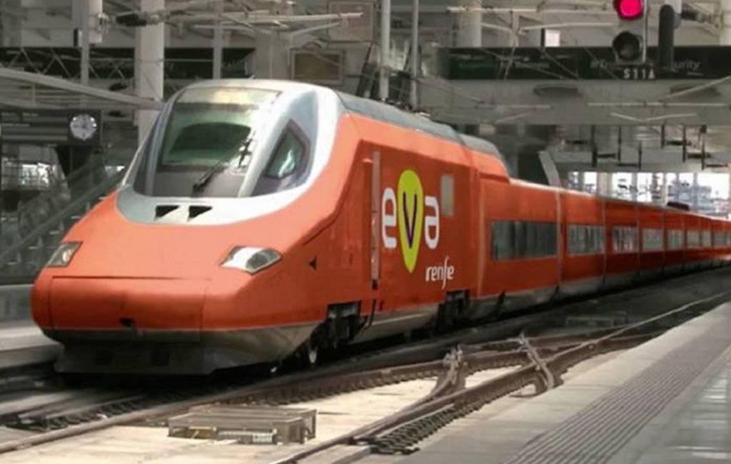 Vanaf april met de low cost AVE van Madrid naar Barcelona