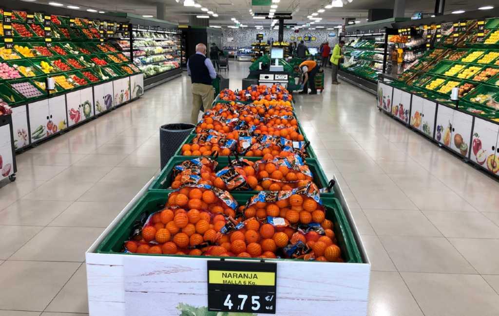 Klachten over Zuid Afrikaanse sinaasappels bij Mercadona
