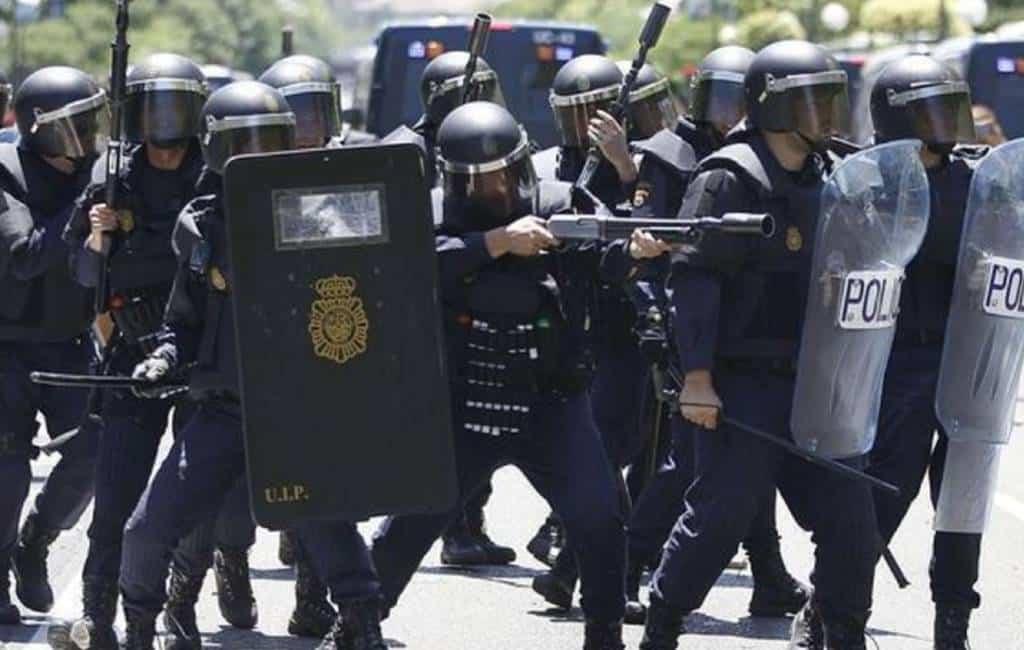 Meer dan 1.800 oproerpolitie naar Catalonië vanwege uitspraak 'proces'