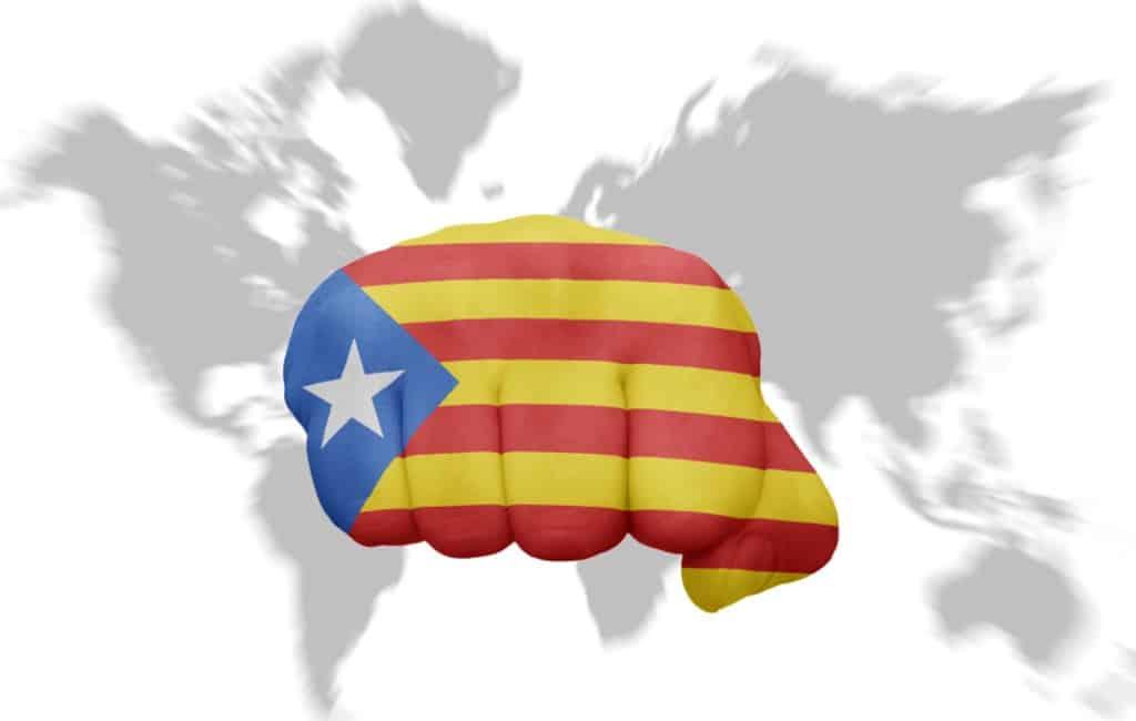 Catalaanse separatisten willen burgerlijke ongehoorzaamheid en chaos
