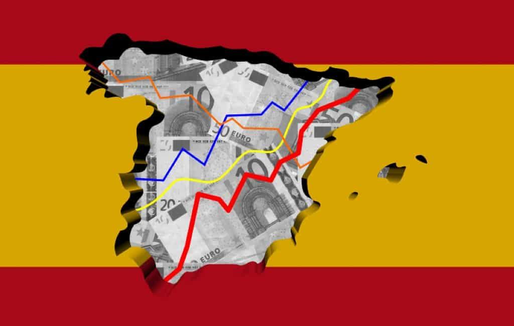 Radiografie inkomen Spanjaarden: 40% leeft van pensioenen of uitkeringen