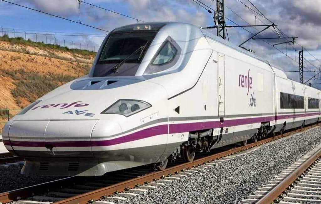 'Black Friday' AVE aanbieding voor 19 euro van Alicante naar Madrid