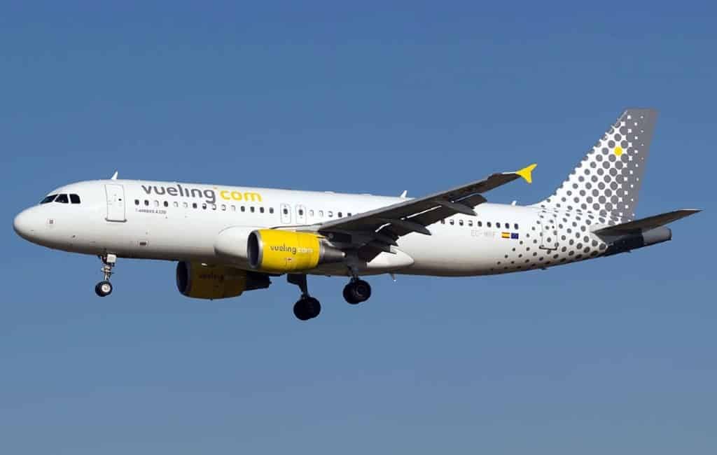 Valse bommelding door boze passagier vliegveld Barcelona