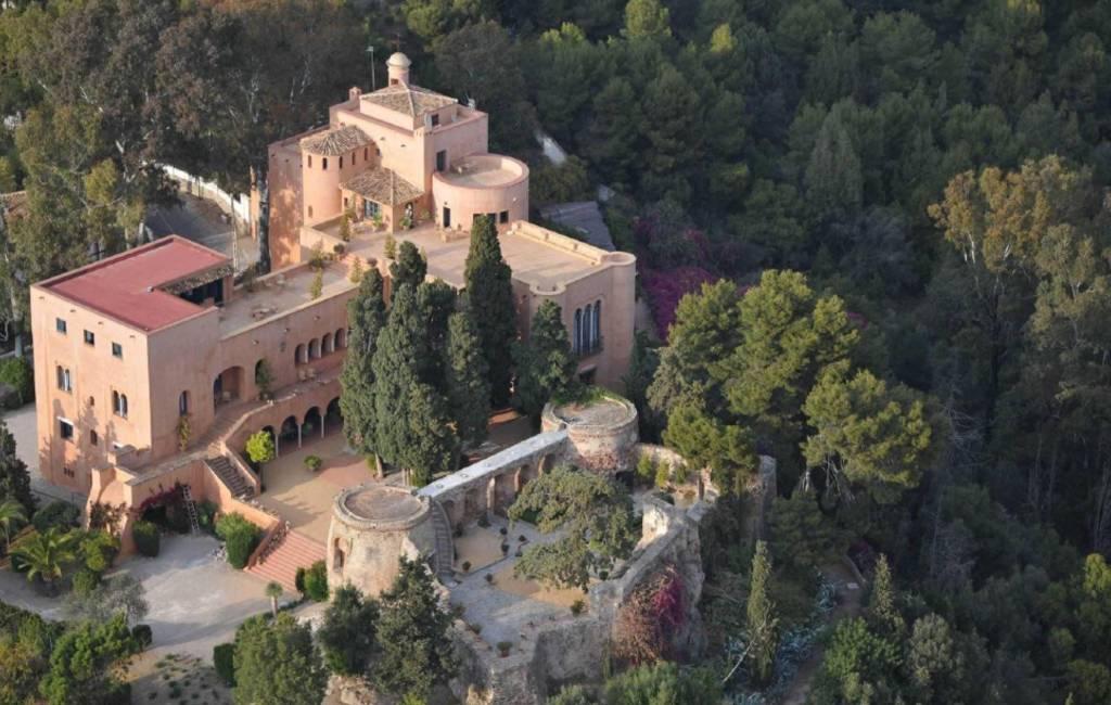 Santa Catalina Kasteel in Málaga wordt luxe vijfsterrenhotel