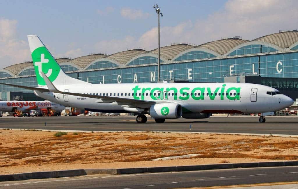 14 miljoenste passagier Alicante-Elche afkomstig van een Transavia vlucht