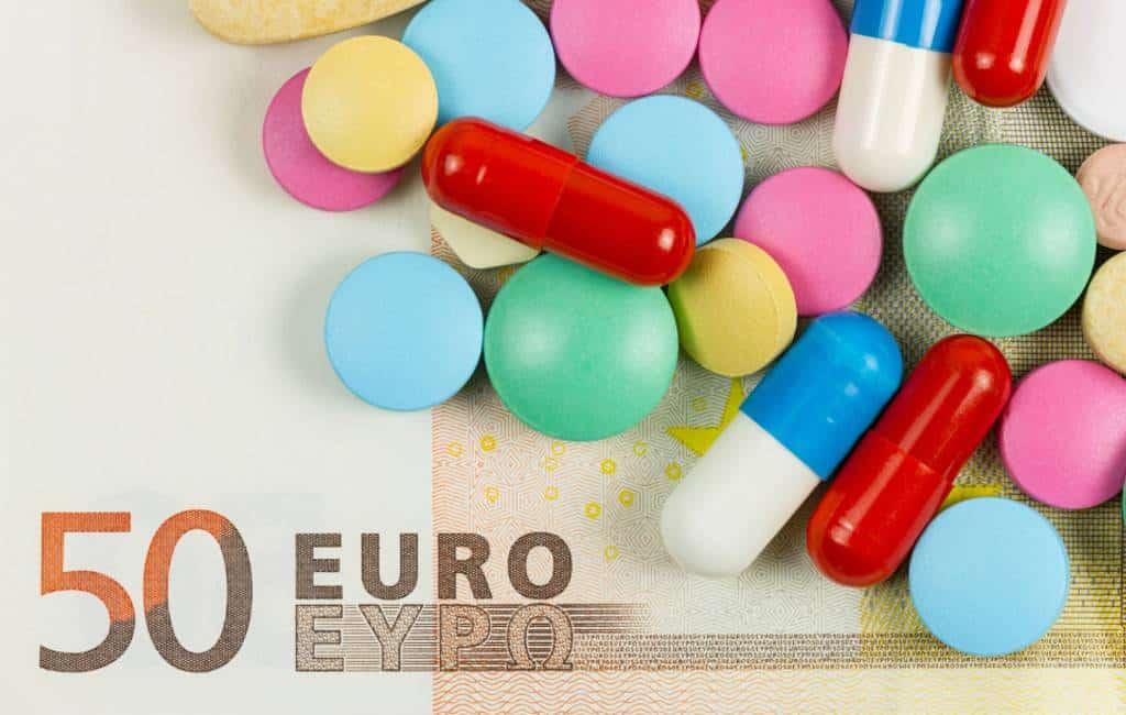 Ibuprofen, Paracetamol … vanaf 1 november goedkoper in Spanje