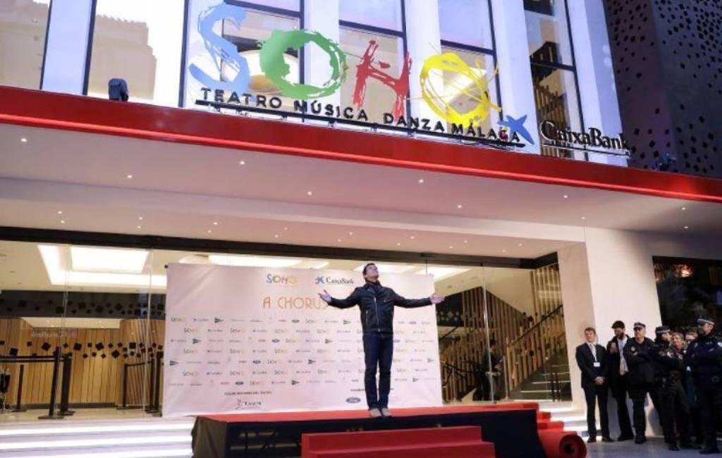 Antonio Banderas opent eigen theater in Málaga