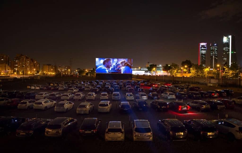 Voorlopig nog geen drive-in bioscoop in Málaga