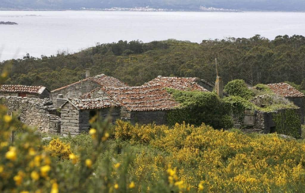 Dorp kopen is goedkoper dan appartement in de stad in Spanje