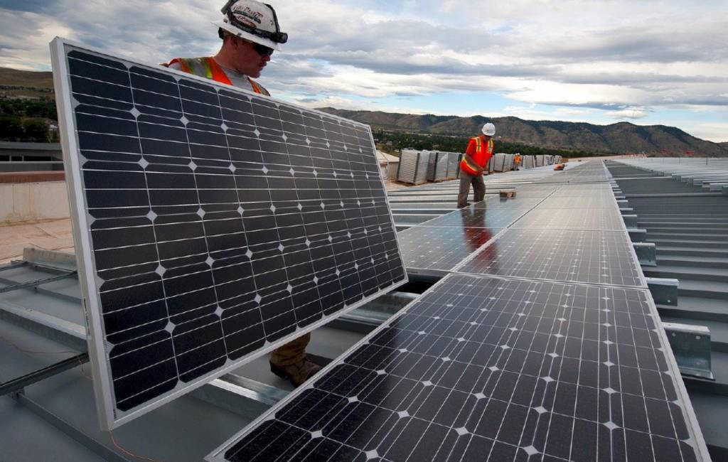 Minder dan 10% woningen Alicante heeft zonnepanelen