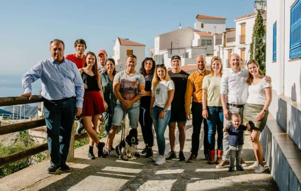 Hoe is het met de deelnemers aan en inwoners van Polopos