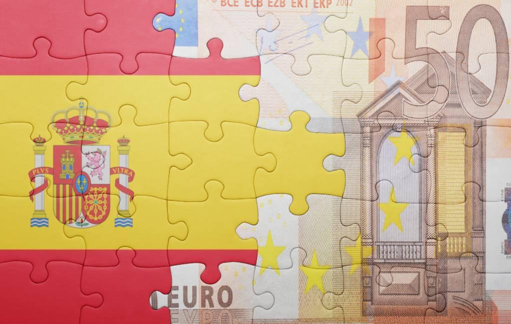 Gemiddelde maandsalaris Spanje gestegen naar 1.944 euro