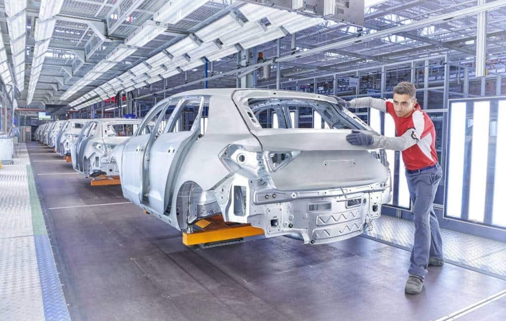 SEAT vraagt werk regulering aan voor 7.000 werknemers
