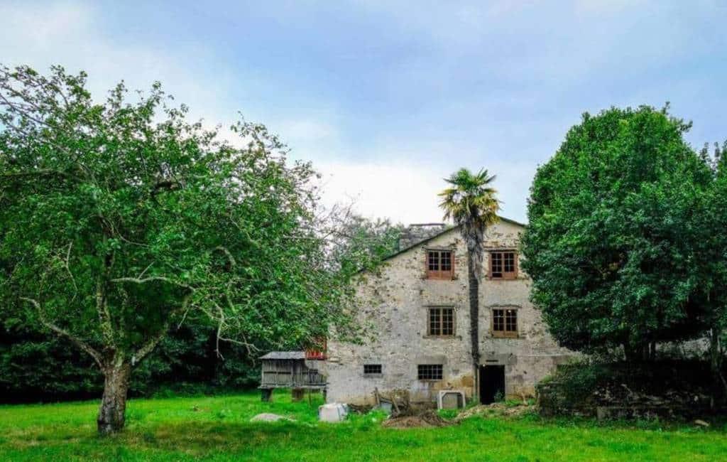 Nederlander maakt van een verlaten dorp in Galicië een ruimte voor coworking