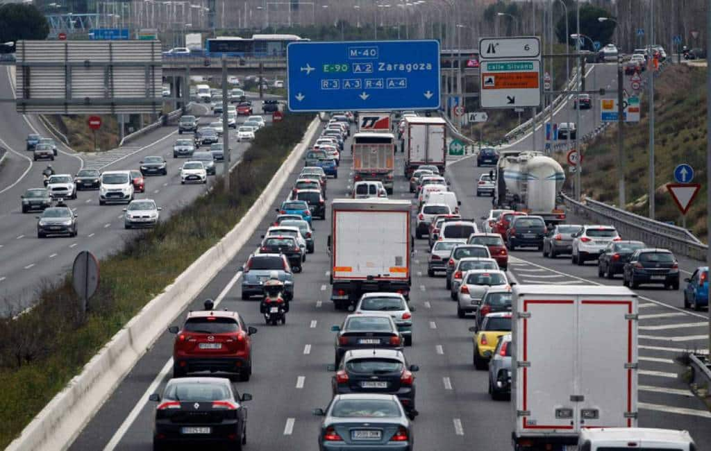 15 wegen met de meeste ernstige verkeersongevallen in Spanje