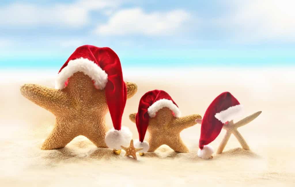 Hoogst gemeten temperatuur eerste kerstdag in Spanje: 28,7 graden!