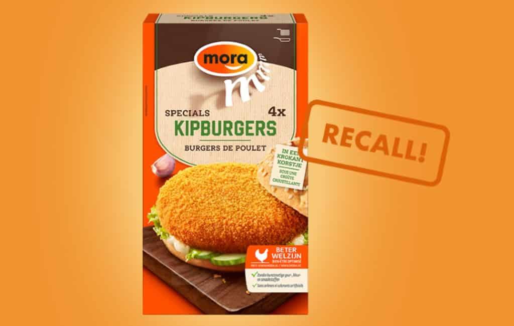 Spaanse gezondheidsdienst waarschuwt voor Mora-kipburgers