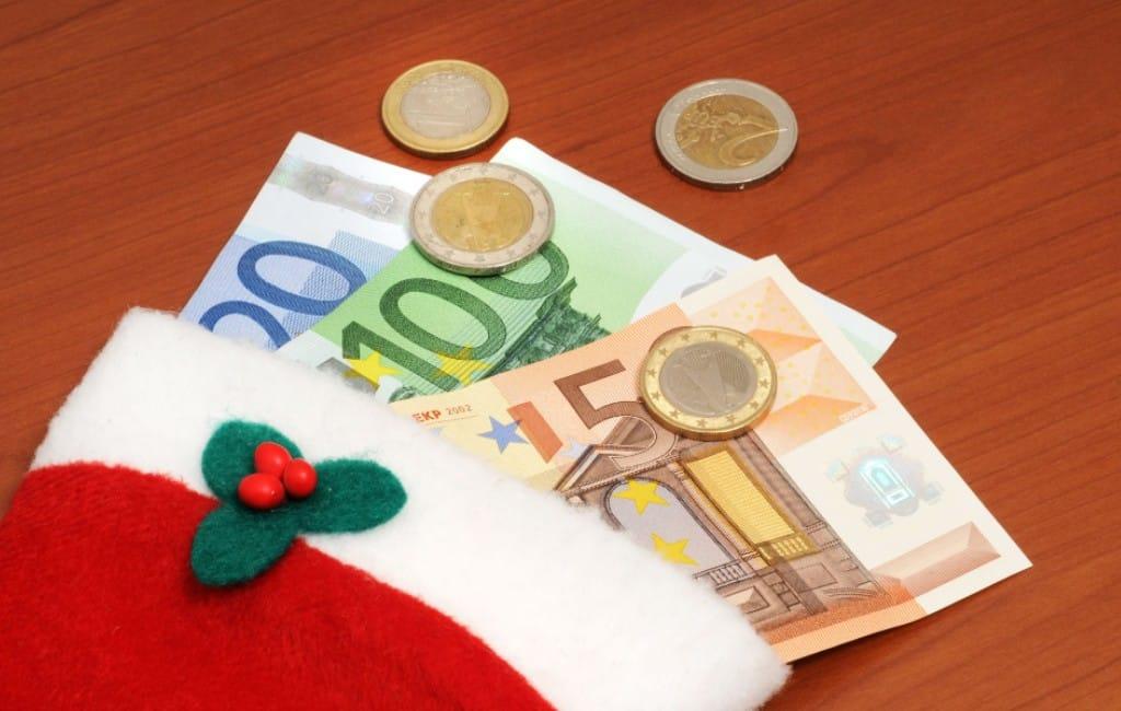 De 'paga extra' of de vakantiegeld betaling in december in Spanje