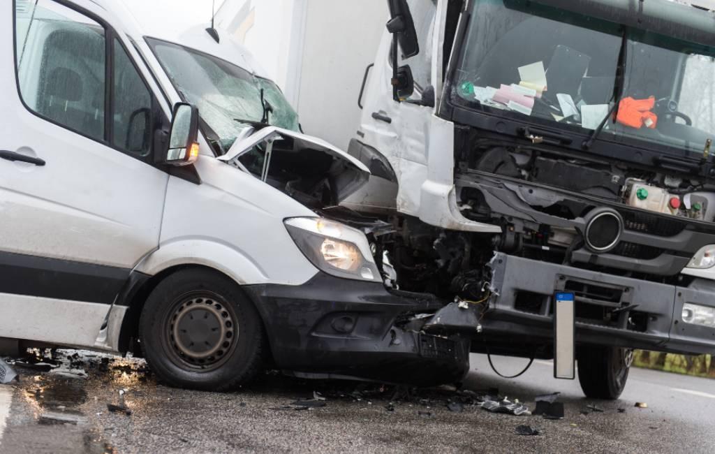 Bijna 2.800 km aan gevaarlijke wegen in Spanje