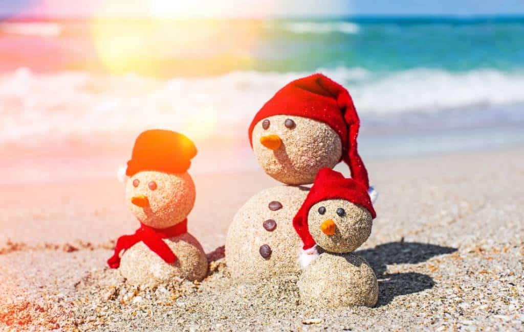 Warm en stabiel weer tijdens de kerstdagen in Spanje