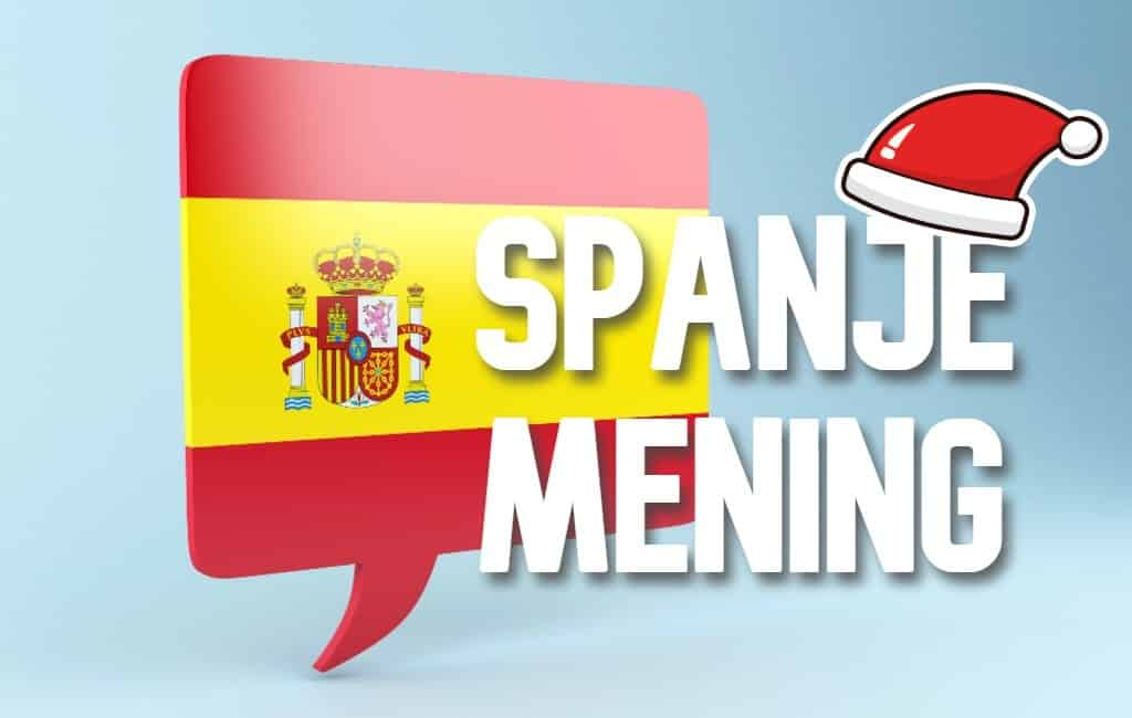 MENING: Is Kerstmis vieren leuker in Spanje?
