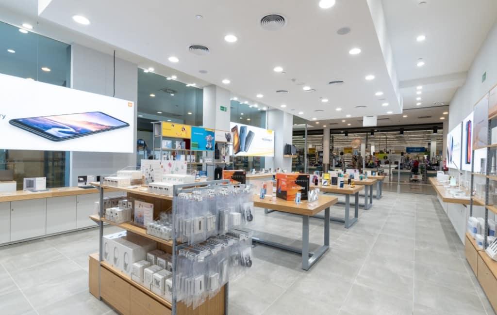 Xiaomi opent 48e winkel van Spanje in Barcelona