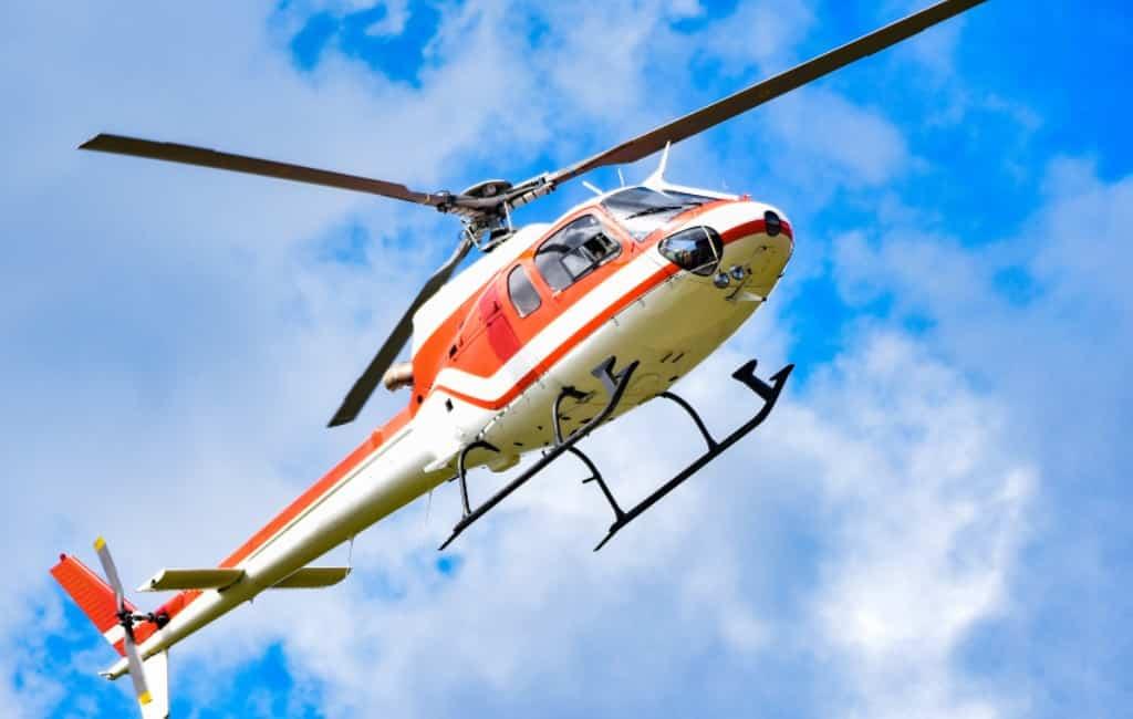 Met de helikopter Marbella vanuit de lucht zien is nu mogelijk