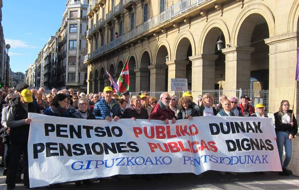 Regionale staking in Baskenland en Navarra