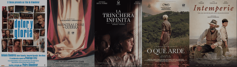 """De Spaanse filmprijzen """"Los Goya"""" worden dit weekend uitgereikt"""