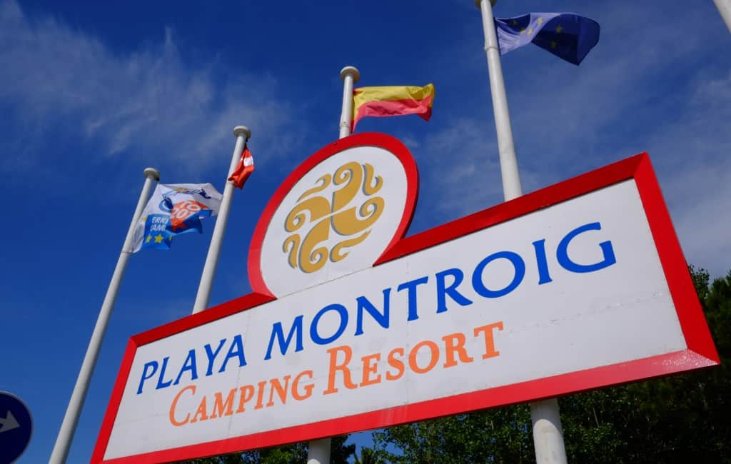 ANWB Camping 2020: Playa Montroig Camping Resort aan de Costa Dorada