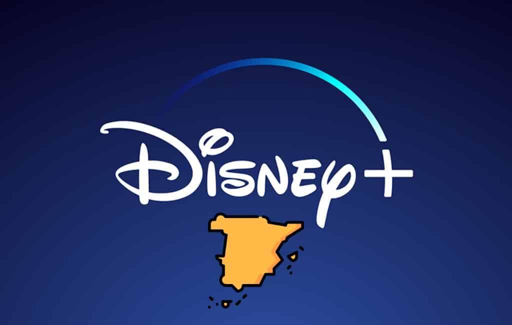 Disney+ vanaf 24 maart ook in Spanje te bekijken