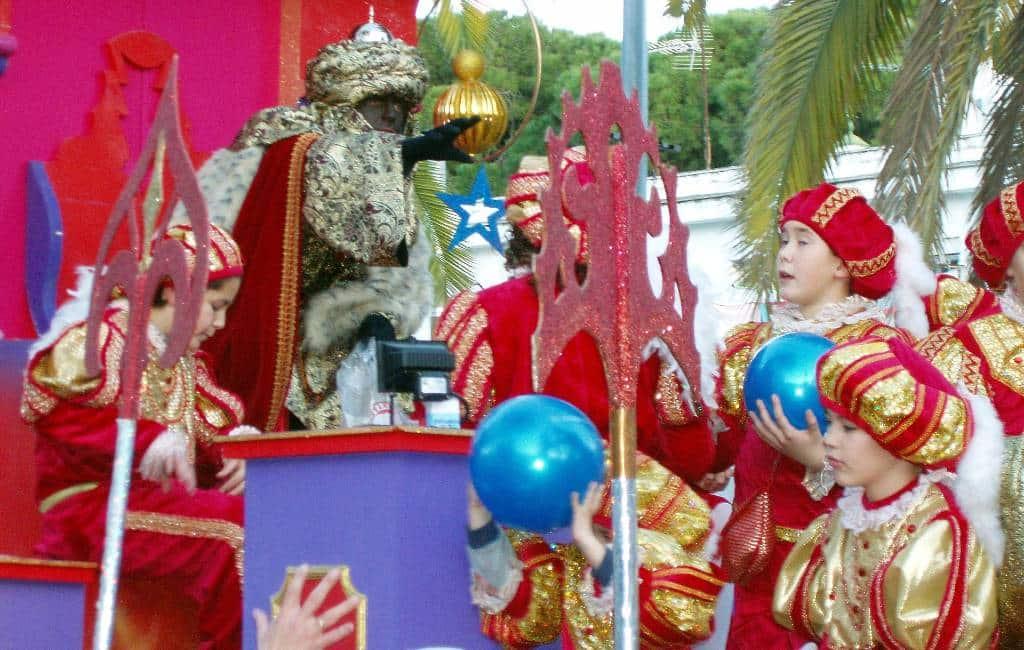 Spanje in de ban van de 'Cabalgata de los Reyes Magos'