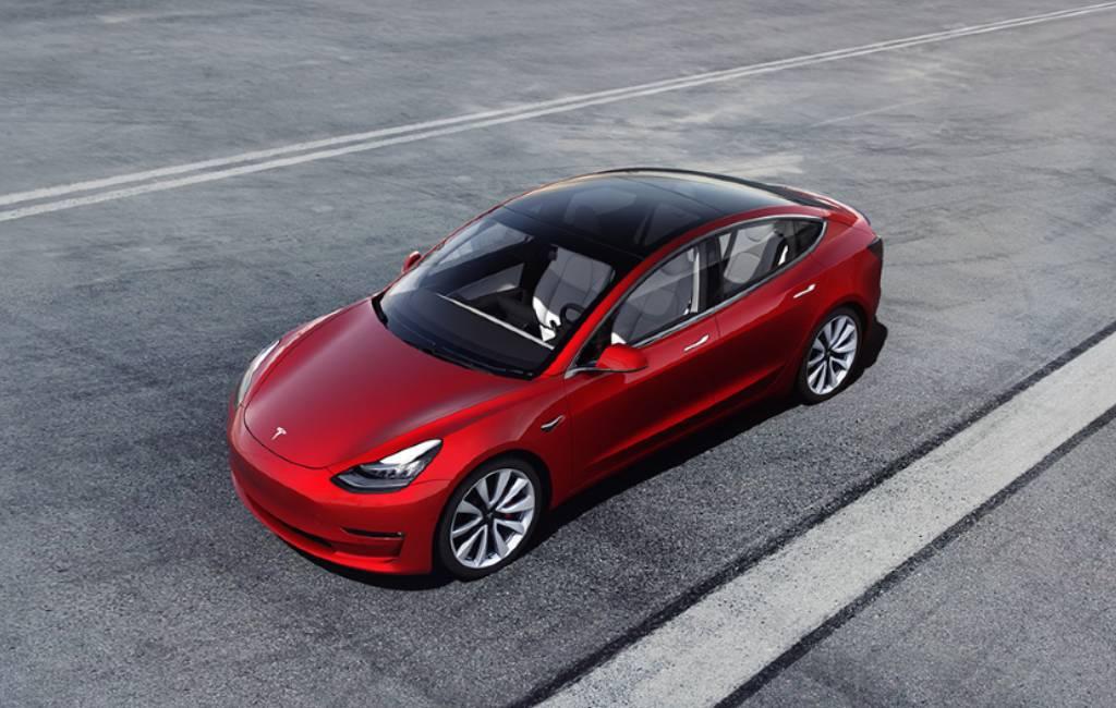 Twee keer zoveel Tesla's verkocht in Spanje