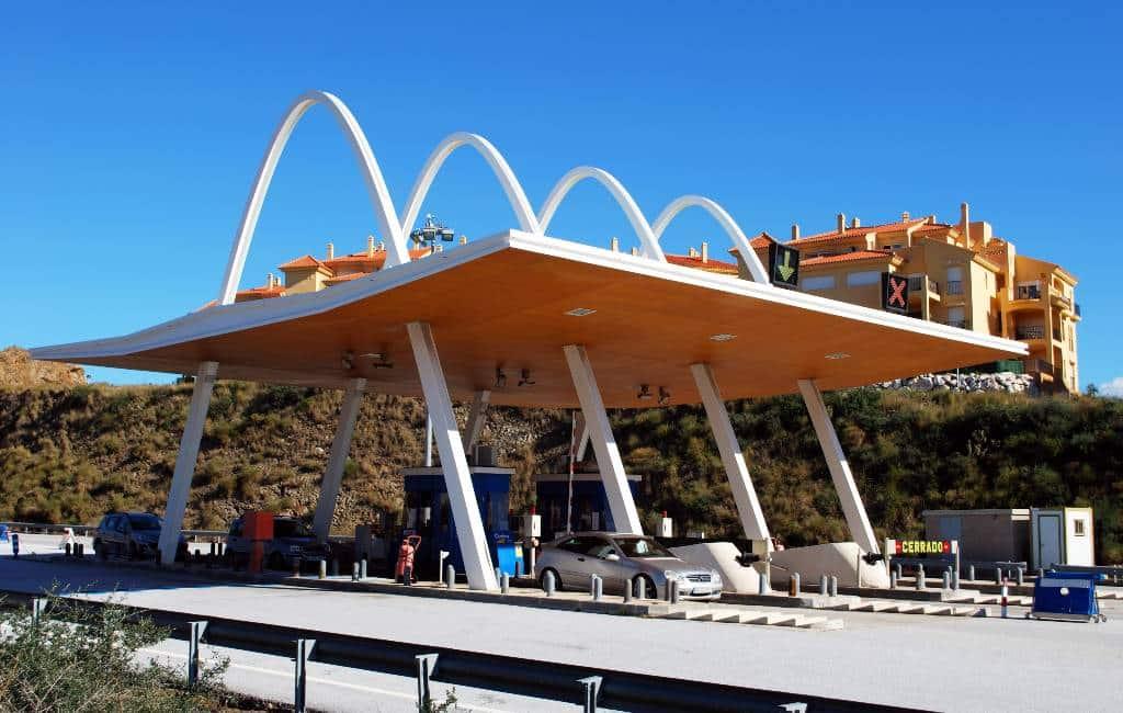 Tolvrije snelweg Costa del Sol nog lang geen realiteit