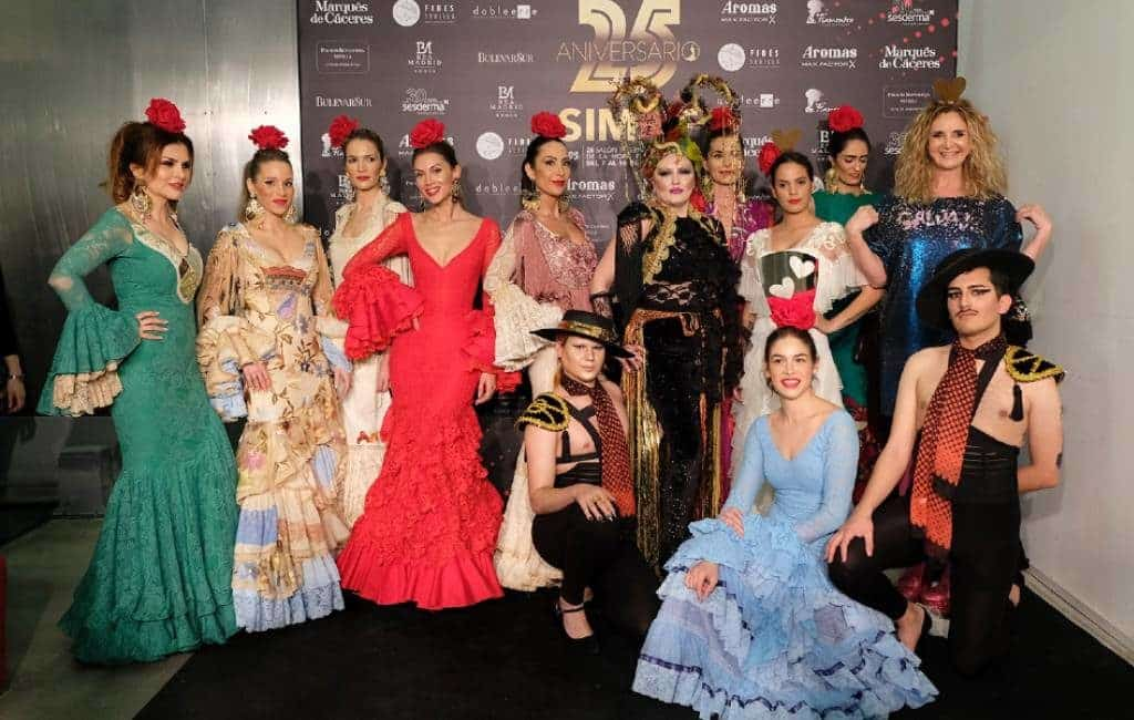 26e editie van de Internationale Flamenco Modebeurs in Sevilla