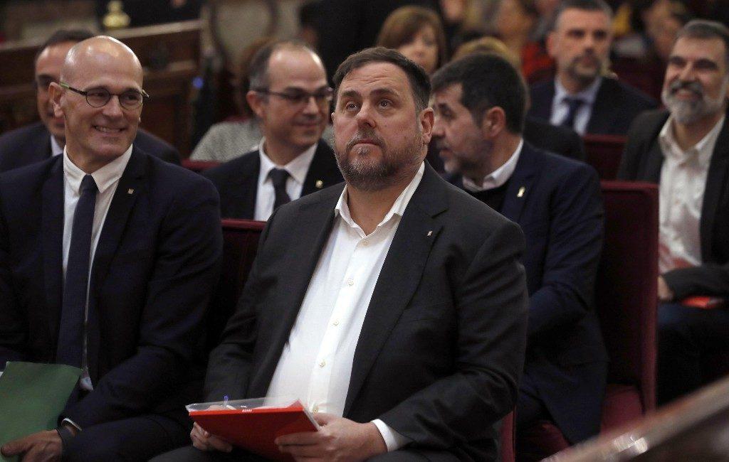Hooggerechtshof Spanje houdt Junqueras in de gevangenis