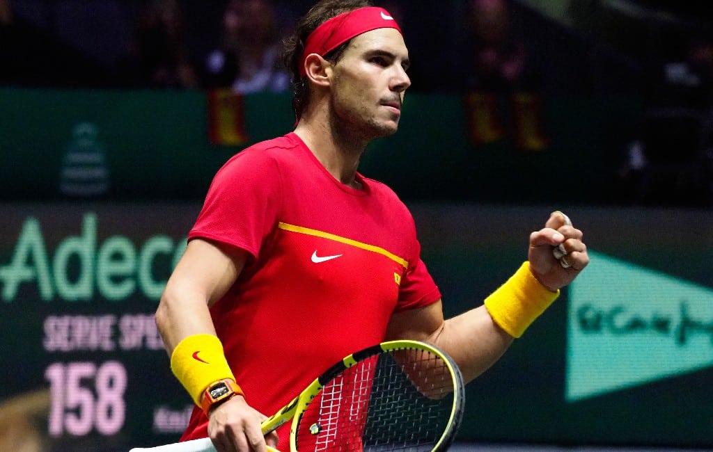 Rafa Nadal nummer één tennisspeler in drie verschillende decennia