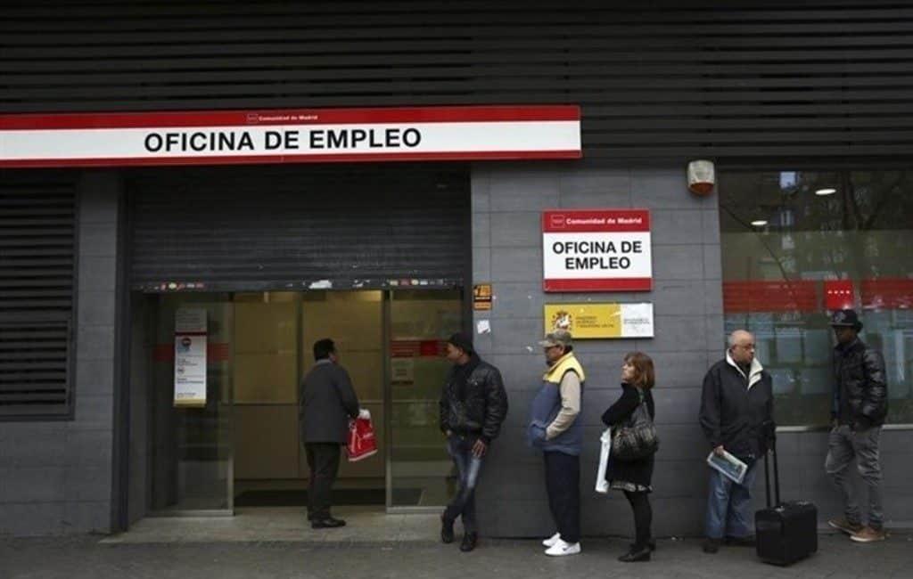 Werkloosheid Spanje in 2019 met 112.400 personen gedaald