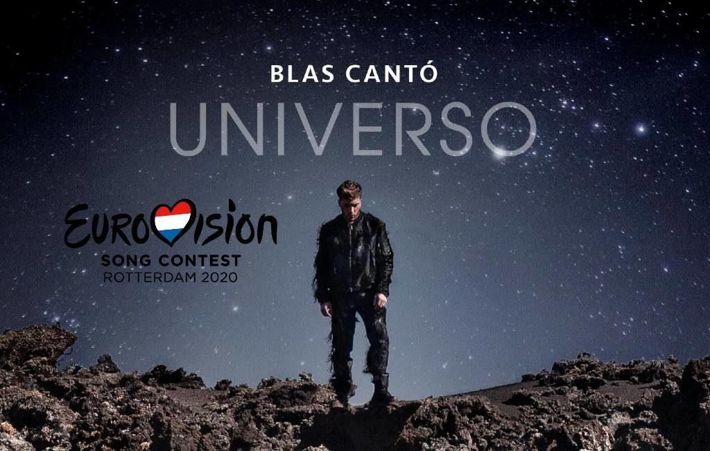 Video Spaanse inzending Eurovisiesongfestival 2020