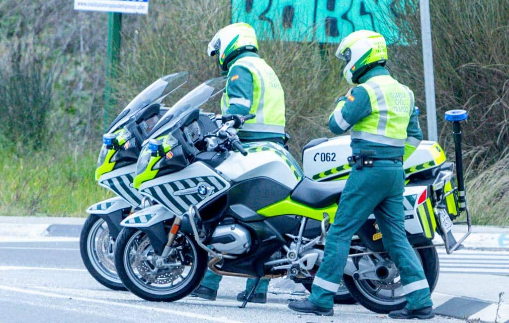 Spaanse verkeerspolitie gebruikt speciale APK camera's