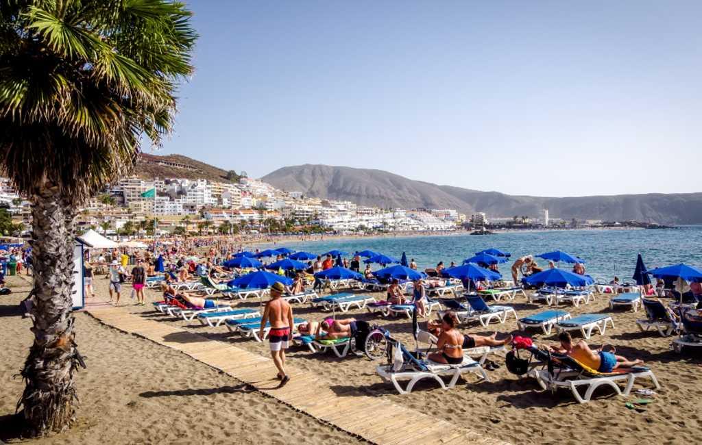 Canarische Eilanden hebben 430.000 minder toeristen gehad
