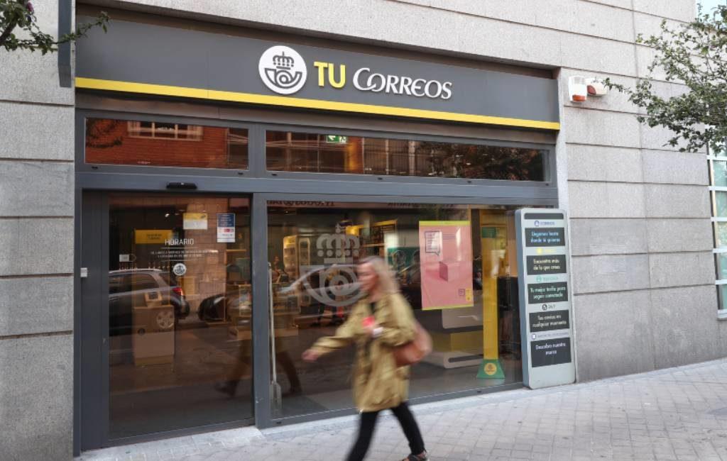 Meer dan 166.000 kandidaten voor 4.005 banen bij de Spaanse post
