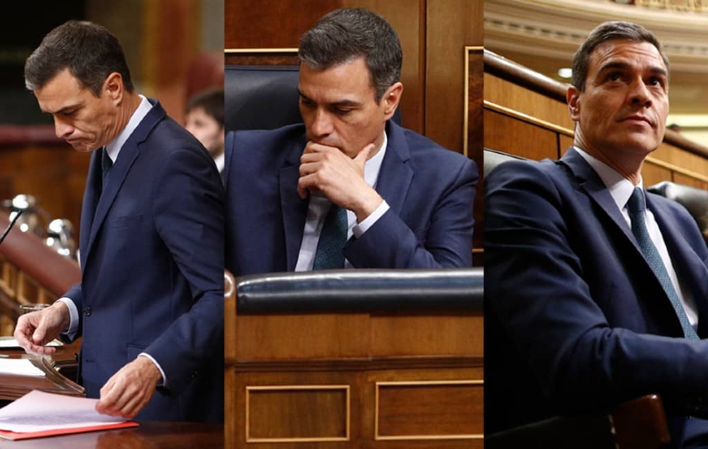 Regering in Spanje moet wachten na mislukte parlementaire stemming