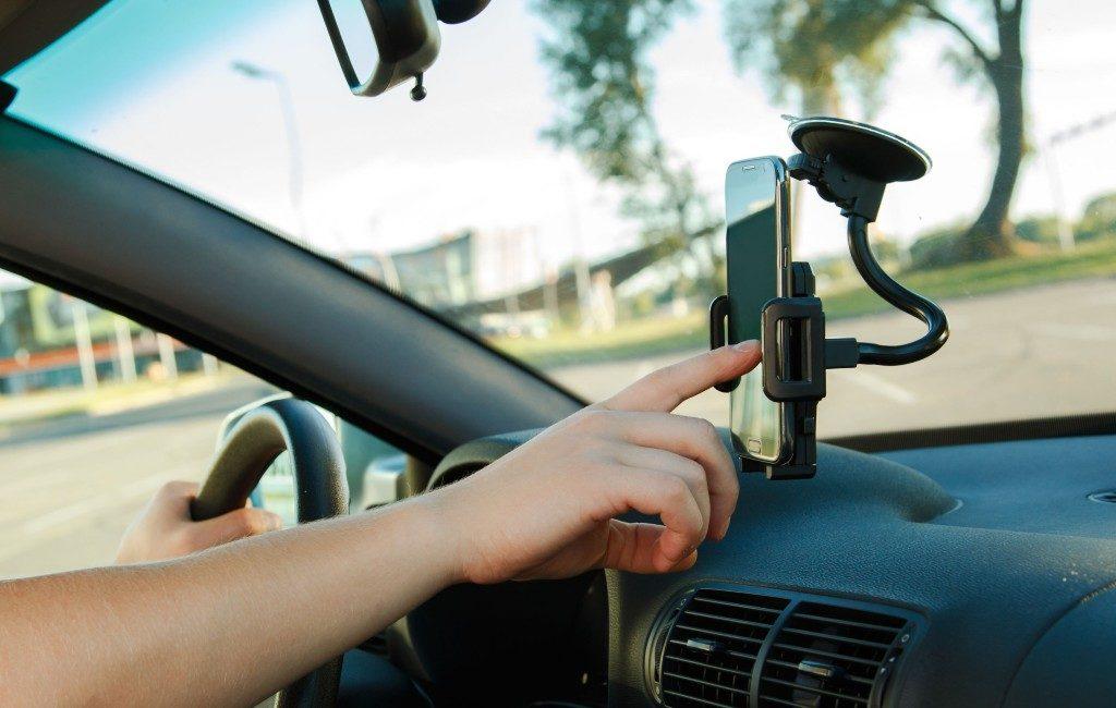 Snelheidscontroles Catalonië aan de hand van smartphones