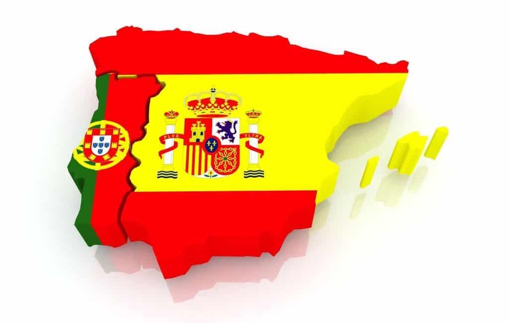 Iberolux tussen Spanje en Portugal in de stijl van de Benelux
