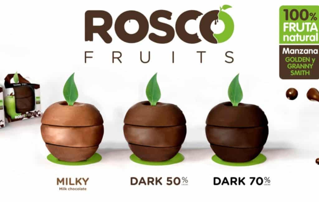 In Spanje heeft men nu appeldonuts met chocolade