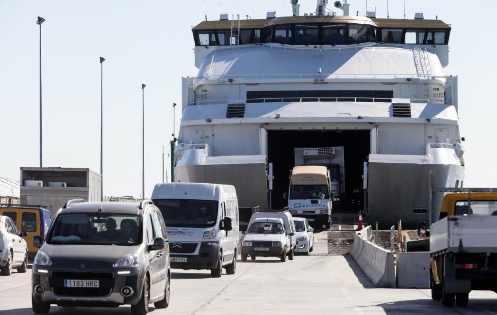 Minder voertuigen toegestaan op Formentera